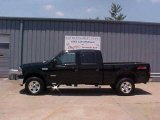 2005 Black Ford F350 Super Duty Lariat Crew Cab 4x4 #12521580