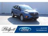 2018 Lightning Blue Ford Escape S #125344141