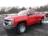 Red Hot Chevrolet Silverado 1500 in 2018