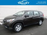2015 Kona Coffee Metallic Honda CR-V LX AWD #125343951