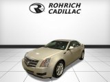 2009 Gold Mist Cadillac CTS 4 AWD Sedan #125344376