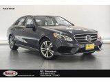 2016 Indigo Blue Metallic Mercedes-Benz E 250 Bluetec Sedan #125344057