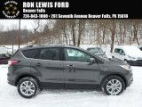2018 Magnetic Ford Escape SEL 4WD #125344044