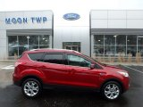 2014 Ruby Red Ford Escape Titanium 2.0L EcoBoost 4WD #125344102