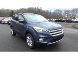 2018 Blue Metallic Ford Escape SE 4WD #125373523