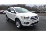 2018 White Platinum Ford Escape SEL 4WD #125373522