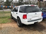 2004 Oxford White Ford Explorer XLT #125389677