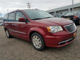 2016 Deep Cherry Red Crystal Pearl Chrysler Town & Country Touring #125389701