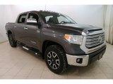 2015 Magnetic Gray Metallic Toyota Tundra Limited CrewMax 4x4 #125389830