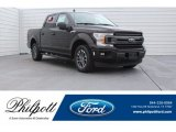 2018 Magma Red Ford F150 XLT SuperCrew #125403692