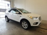2018 Oxford White Ford Escape SEL 4WD #125403606