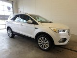 2018 White Platinum Ford Escape Titanium 4WD #125403603