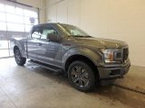 2018 Magnetic Ford F150 XLT SuperCab 4x4 #125403602