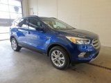 2018 Blue Metallic Ford Escape SE 4WD #125403600