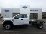 2018 Ford F550 Super Duty XL SuperCab 4x4 Chassis