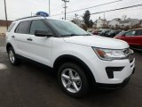 2018 Ford Explorer 4WD Data, Info and Specs