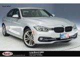 2018 Glacier Silver Metallic BMW 3 Series 330i Sedan #125430055