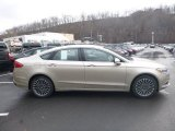 2018 White Gold Ford Fusion SE AWD #125453384