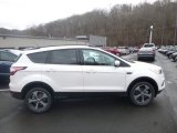 2018 White Platinum Ford Escape SEL 4WD #125453377