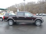 2018 Magma Red Ford F150 King Ranch SuperCrew 4x4 #125453374