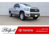 2018 Silver Sky Metallic Toyota Tundra SR5 Double Cab #125453418