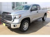 2018 Toyota Tundra SR5 Double Cab Front 3/4 View