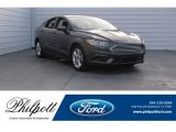 2018 Magnetic Ford Fusion SE #125453417