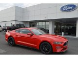 2018 Ford Mustang Race Red