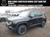 2017 Black Jeep Renegade Trailhawk 4x4 #125453233