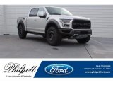 2018 Ingot Silver Ford F150 SVT Raptor SuperCrew 4x4 #125453404