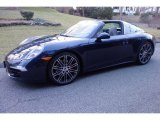 2016 Dark Blue Metallic Porsche 911 Targa 4S #125453230