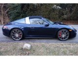 2016 Porsche 911 Dark Blue Metallic