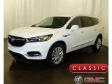 2018 Buick Enclave Summit White