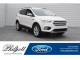 2018 White Platinum Ford Escape SE #125478977
