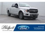 2018 Ingot Silver Ford F150 XLT SuperCrew #125478964