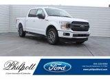 2018 Oxford White Ford F150 XLT SuperCrew #125478963