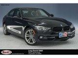 2018 Jet Black BMW 3 Series 330i Sedan #125478985