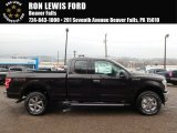 2018 Magma Red Ford F150 XLT SuperCab 4x4 #125508441