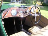 1948 MG TC Interiors