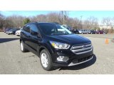 2018 Shadow Black Ford Escape SEL 4WD #125508496