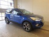 2018 Lightning Blue Ford Escape SEL 4WD #125508446