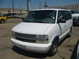 Ivory White Chevrolet Astro in 1999