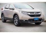 2018 Sandstorm Metallic Honda CR-V EX #125517209