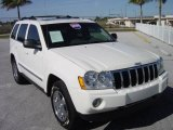 2006 Stone White Jeep Grand Cherokee Limited 4x4 #1248876