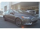 2018 Magnetic Ford Fusion SE #125521223