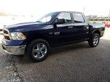 2017 True Blue Pearl Ram 1500 Big Horn Crew Cab 4x4 #125521348