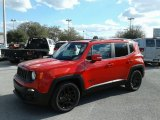 2018 Colorado Red Jeep Renegade Altitude #125521342
