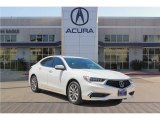2018 Bellanova White Pearl Acura TLX Technology Sedan #125534098