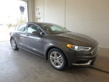 2018 Magnetic Ford Fusion SE #125534136