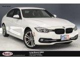 2018 Alpine White BMW 3 Series 330i Sedan #125534207